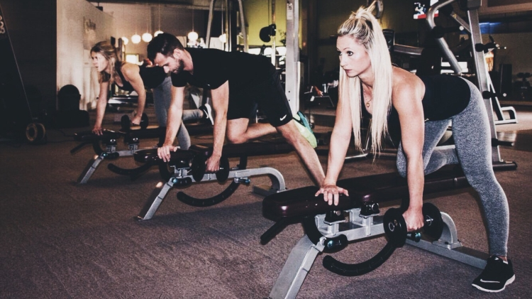 BACKTRAINING: BENT OVER ROWS